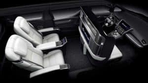 Lexus LM Luxury Interior
