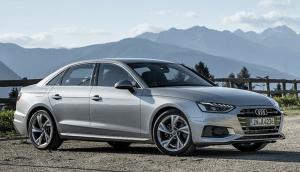 Audi A4 Mild Hybrid
